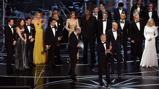 Nhầm lẫn tại giải Oscar