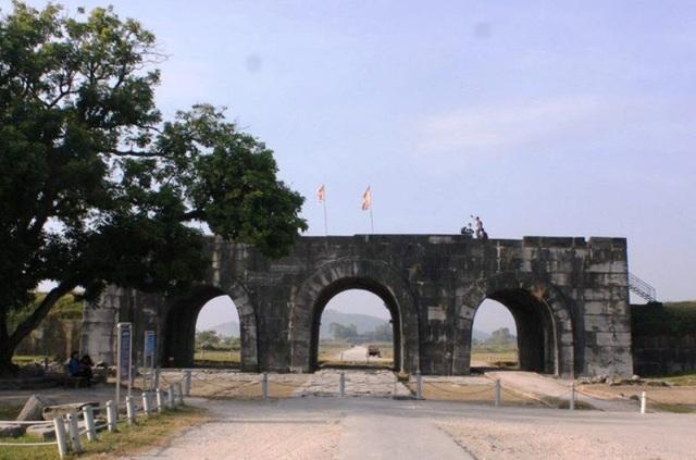 Thành Nhà Hồ, một điểm đến hấp dẫn của tỉnh Thanh Hóa