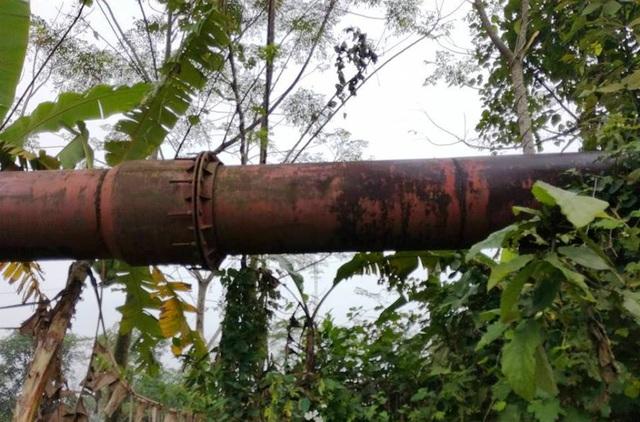 Nghệ An: Công trình thủy lợi tiền tỷ xây xong chờ ngày... phá hủy! - 9