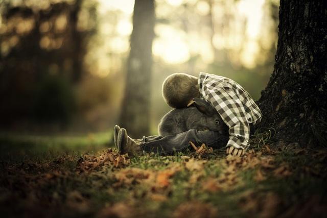 Bộ ảnh tuyệt đẹp về tuổi thơ trên nông trại - 5