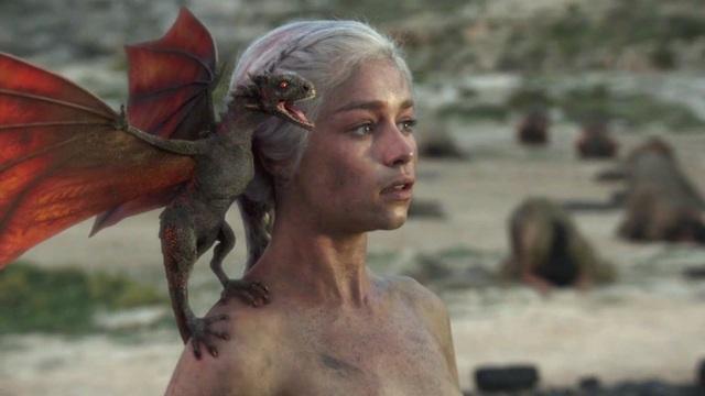 Nữ diễn viên Emilia Clarke đã trở thành diễn viên nổi tiếng thế giới.
