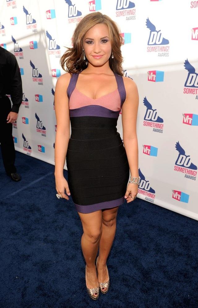 Ca sĩ Demi Lovato