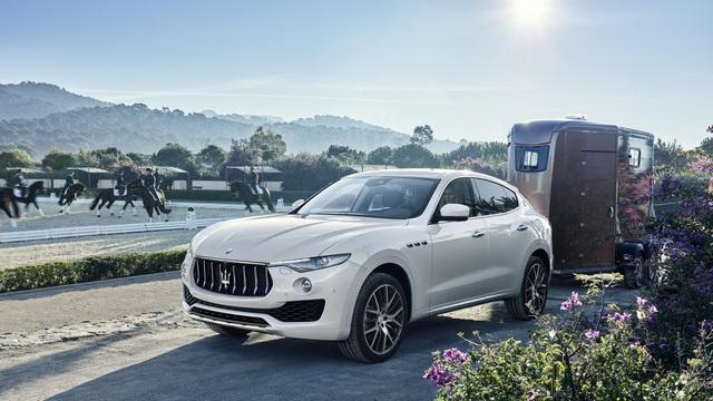 Levante - Bước đi ngoạn mục của gia đình quý tộc Maserati - 1