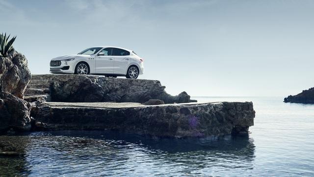 Levante - Bước đi ngoạn mục của gia đình quý tộc Maserati - 4