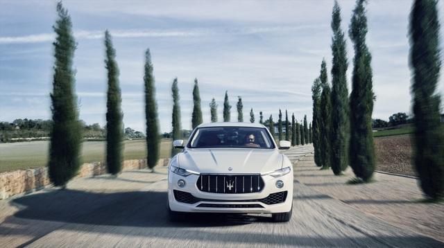 Levante - Bước đi ngoạn mục của gia đình quý tộc Maserati - 5