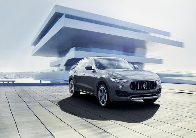 Levante - Bước đi ngoạn mục của gia đình quý tộc Maserati - 2