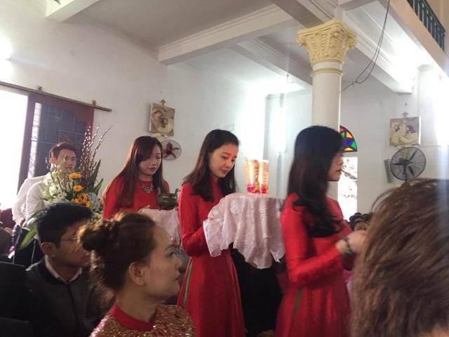 Dâng của Lễ.