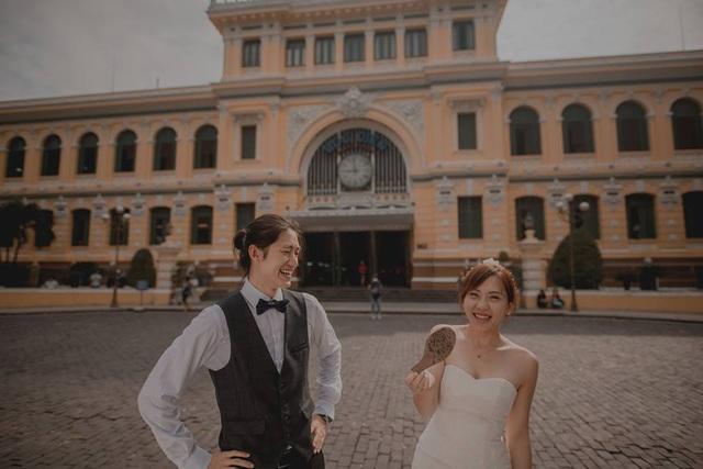 Dân mạng tự hào Việt Nam đẹp tuyệt trong ảnh cưới của cặp đôi Đài Loan - 9