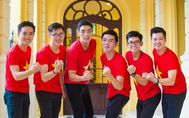 """Bộ ảnh """"Tự hào Việt Nam"""" của đại biểu Tàu Thanh niên Đông Nam Á nhân ngày Quốc khánh - 6"""