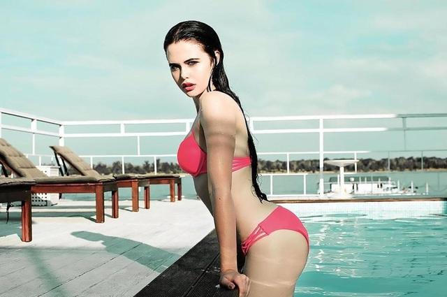 Người mẫu Natalia Gurova