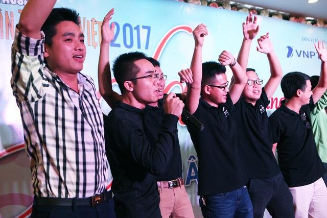 17 nhóm tác giả CNTT nhận chứng nhận Giải thưởng Nhân tài Đất Việt 2017 - 6