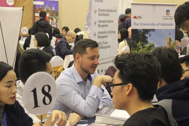 Theo đuổi giấc mơ du học tại Ngày hội tuyển sinh Đại học và Sau đại học tại Úc - 2