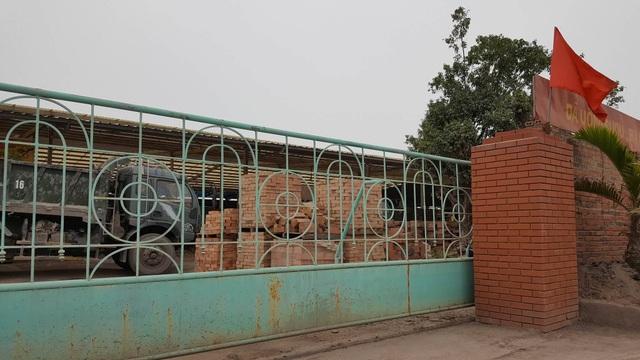 Sản xuất gây ô nhiễm môi trường, Công ty Cổ phần gạch ngói Kim Sơn bị tạm dừng hoạt động