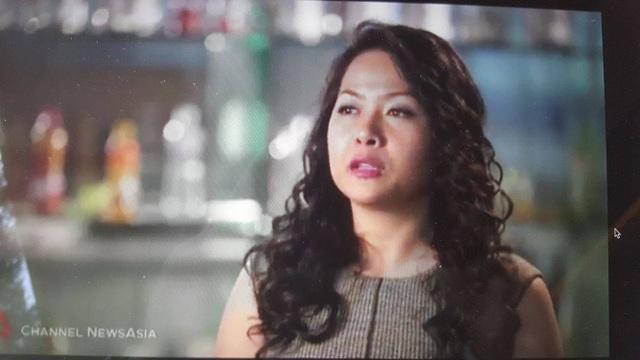 """Truyền hình Singapore thực hiện phóng sự về """"cô gái Việt tỷ đô"""" - 1"""