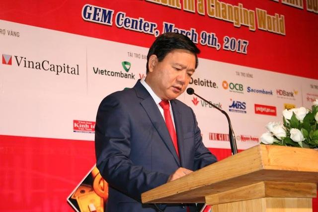 Bí thư Thành uỷ TPHCM Đinh La Thăng cho rằng nền kinh tế đang đứng trước nhiều cơ hội vàng.