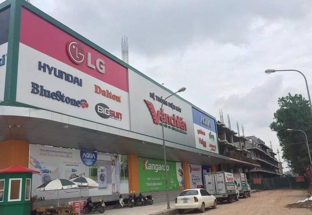 Bắc Giang: Siêu thị điện máy nằm lọt giữa công trường đang thi công sai phạm như thế nào? - 3