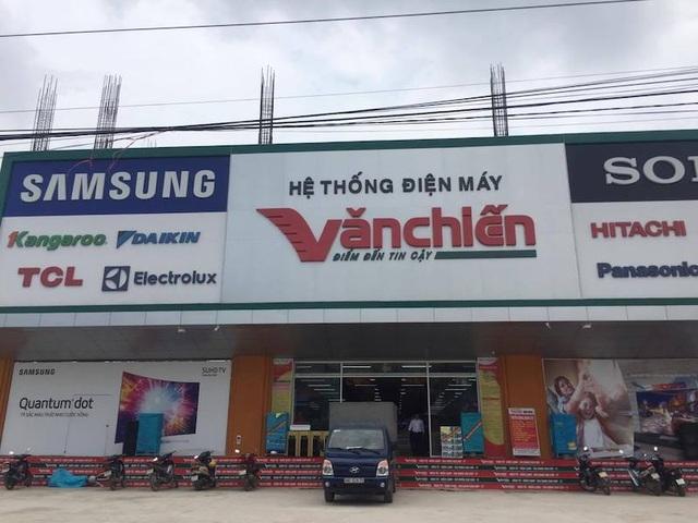 Bắc Giang: Siêu thị điện máy nằm lọt giữa công trường đang thi công sai phạm như thế nào? - 1