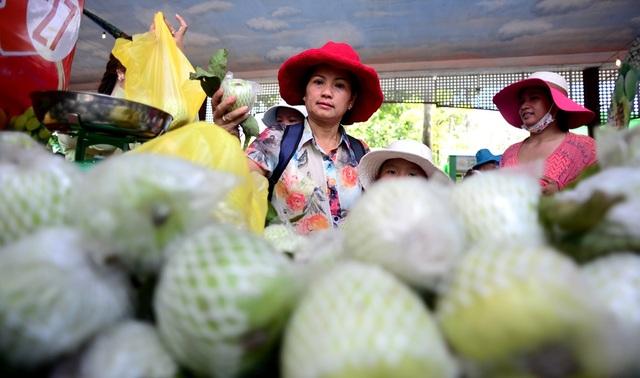 Suốt 12 mùa lễ hội, đã có hơn 18 ngàn tấn trái cây được tiêu thụ tại Suối Tiên.