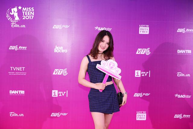Top 18 thí sinh xuất sắc nhất Miss Teen 2017 - 18