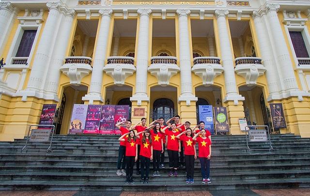 """Bộ ảnh """"Tự hào Việt Nam"""" của đại biểu Tàu Thanh niên Đông Nam Á nhân ngày Quốc khánh - 7"""