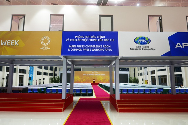 Đến nay, đã có gần 3.000 phóng viên trong nước và quốc tế đăng ký tới Đà Nẵng tham dự đưa tin tuần lễ cấp cao APEC 2017, trong đó có các hãng thông tấn, báo chí lớn nhất thế giới.