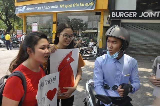 Trong 4 kỳ Hành trình đỏ đã qua, 470 chiến sĩ xuyên Việt đã kêu gọi được 80.000 đơn vị máu để khắc phục tình trạng khan hiếm máu trong mùa hè hàng năm