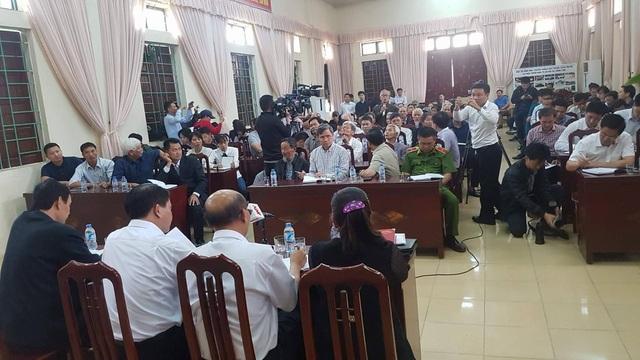 Chủ tịch Hà Nội hứa giải quyết bức xúc, dân Đồng Tâm phấn khởi thỏa lòng - 8