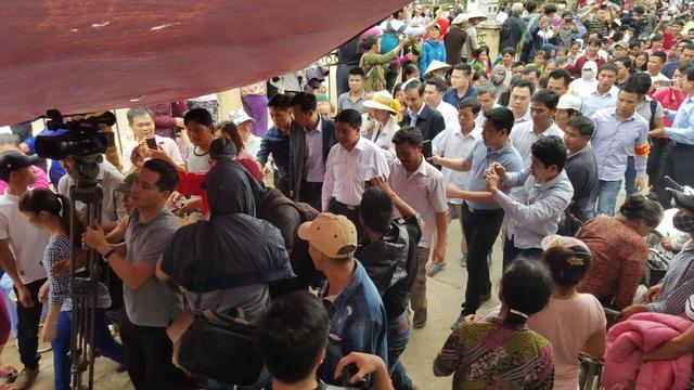 Dân Đồng Tâm chính thức thả 19 chiến sĩ - 6