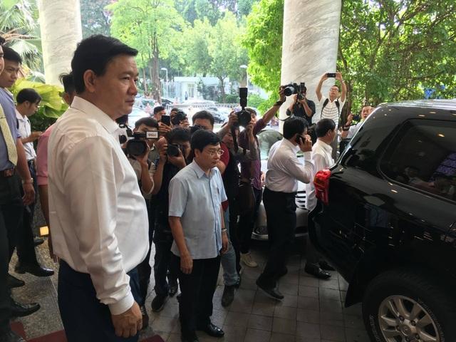 Ông Đinh La Thăng làm Phó Trưởng Ban Kinh tế Trung ương - 2