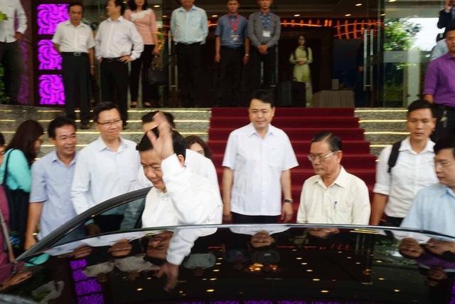 Ông Đinh La Thăng được điều động giữ chức Phó Trưởng Ban Kinh tế Trung ương. (Ảnh: Nguyễn Quang)