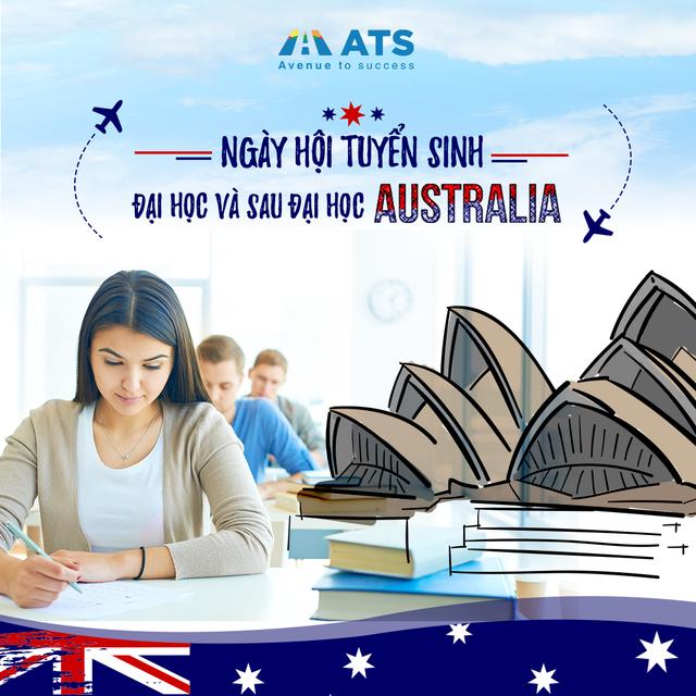 Theo đuổi giấc mơ du học tại Ngày hội tuyển sinh Đại học và Sau đại học tại Úc - 3