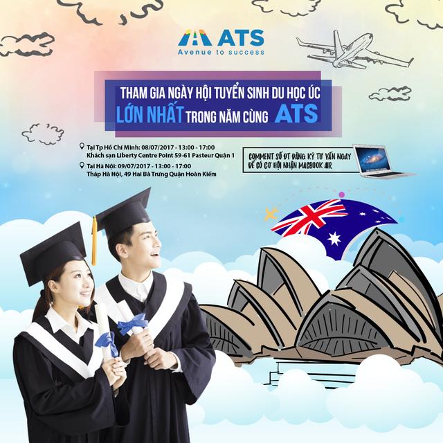 Theo đuổi giấc mơ du học tại Ngày hội tuyển sinh Đại học và Sau đại học tại Úc - 4