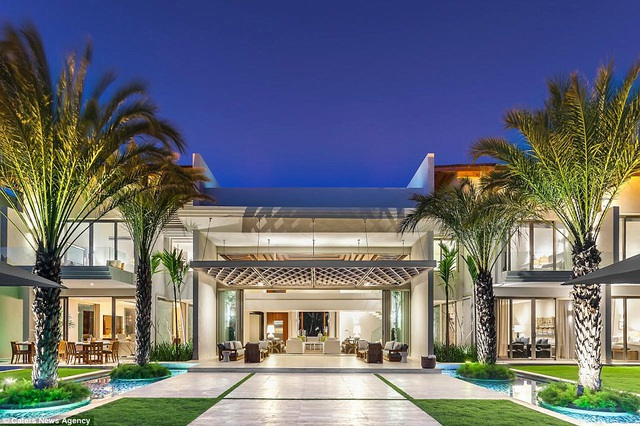Chiêm ngưỡng 8 căn biệt thự đẹp nhất thế giới.