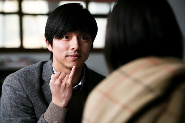 Nhân vật thầy giáo Kang In-ho - người thầy tận tụy bên các học trò khiếm thính