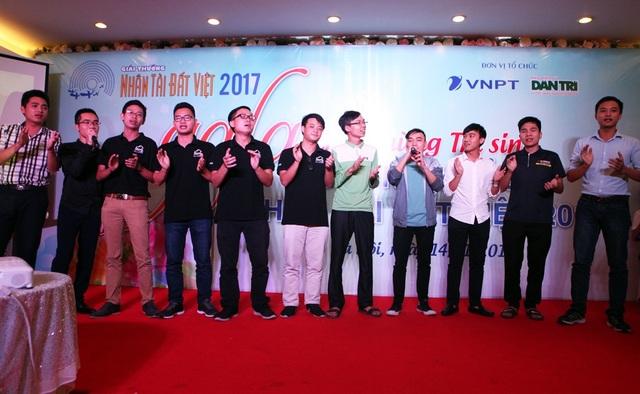 Chương trình Gala diễn ra tối 14/11 sau một ngày chấm chung khảo Nhân tài Đất Việt lĩnh vực CNTT đầy sôi nổi và kịch tính.