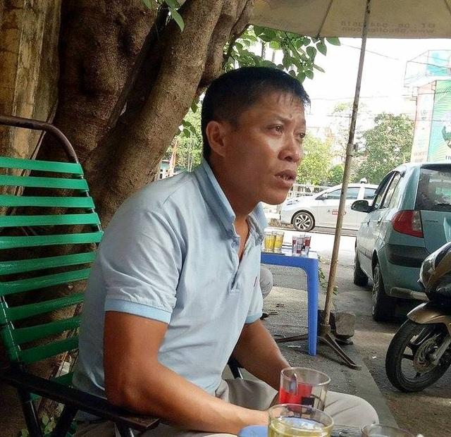 Mai Gia Hoàn khẳng định mình không phải là người ném kính vào công an mà là em trai Mai Gia Long