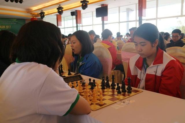 Qua giải đấu này, Ban Tổ chức sẽ tuyển chọn những VĐV xuất sắc nhất để tham gia các giải cờ vua trẻ quốc tế trong năm 2018
