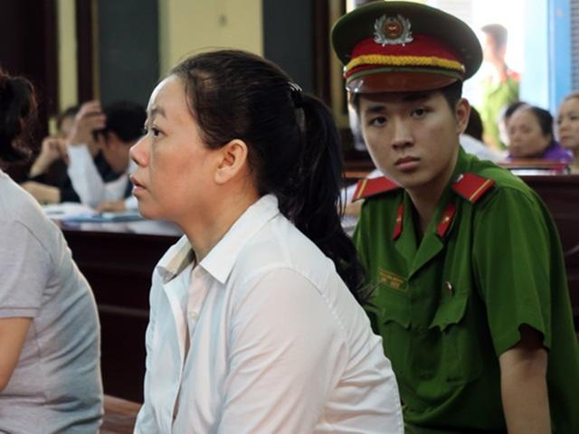Bà trùm ma túy Võ Thị Ngọc Hạnh