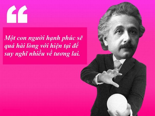 "20 câu nói ""bất hủ"" của thiên tài Albert Einstein - 2"
