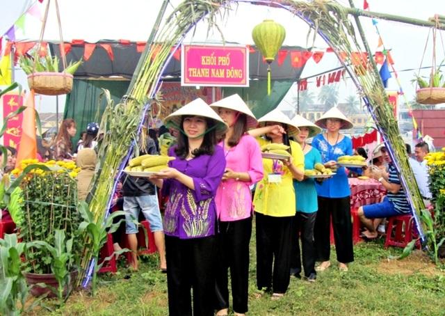 Lễ hội bắp nếp bị hủy phần hội do không… có bắp - 1