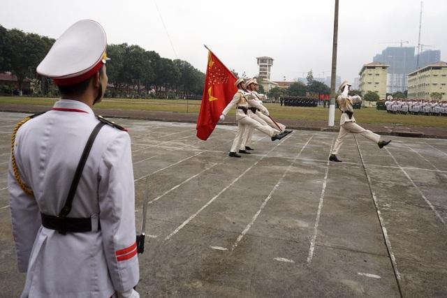 Cùng với sự phát triển lớn mạnh của lực lượng Cảnh sát cơ động, Tiểu đoàn Cảnh sát đặc nhiệm số 1 trực thuộc Bộ Tư lệnh Cảnh sát cơ động.