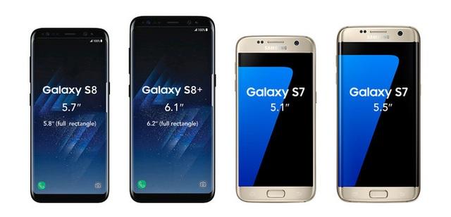 7 thay đổi đáng mong đợi trên Samsung Galaxy S8 và S8 Plus - 3