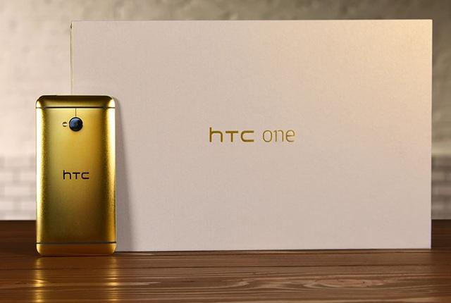 """HTC """"cho không"""" phiên bản bọc vàng 24k của smartphone cách đây 4 năm - 2"""