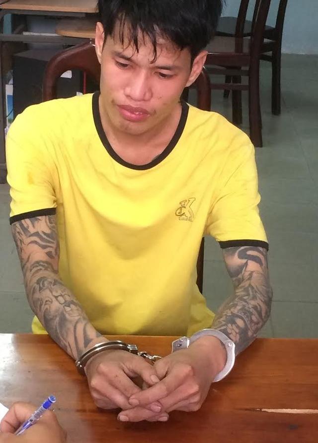 Nguyễn Đại Lâm, đối tượng cầm đầu.
