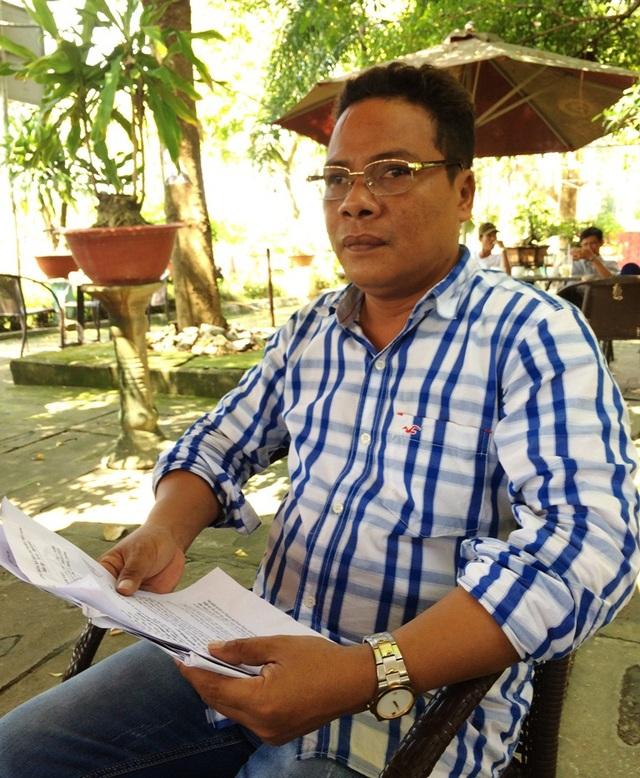 Suốt thời gian khiếu nại, huyện An Biên và tỉnh Kiên Giang đều bát đơn yêu cầu của gia đình anh Danh Leo