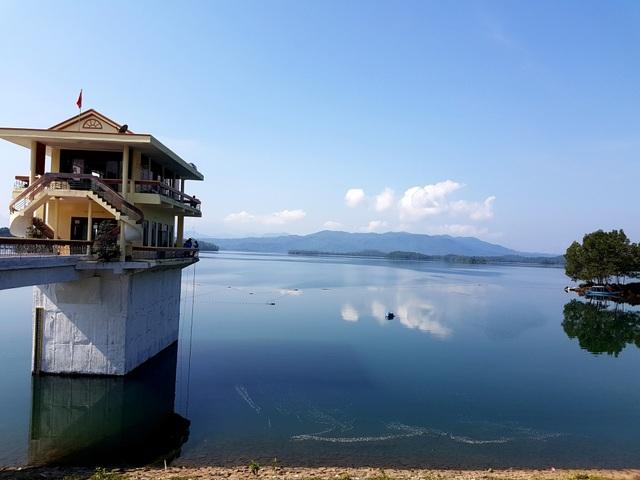 Hồ Phú Ninh đóng góp rất lớn vào sự phát triển kinh tế - xã hội của Quảng Nam