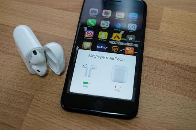 Apple thêm tính năng tìm tai nghe AirPods trong bản cập nhật iOS mới - 1