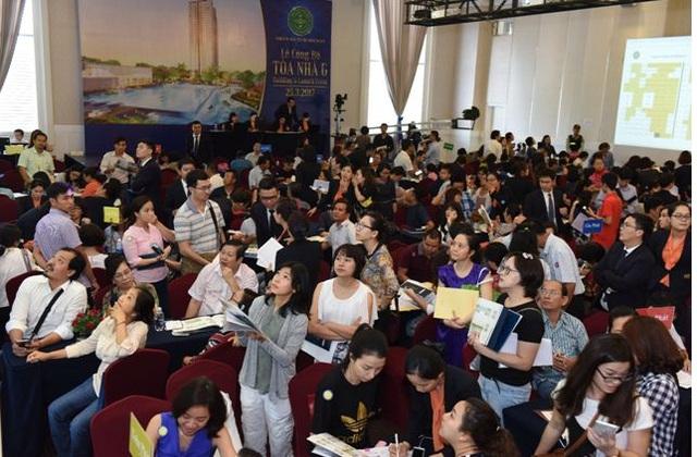 Trong đợt công bố thứ 4 của dự án Saigon South Residences vừa qua, 96% căn hộ được đưa ra giới thiệu đã được khách hàng đặt mua chỉ trong 2 tiếng mở bán