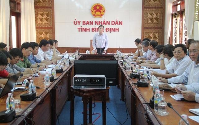 Lãnh đạo UBND tỉnh Bình Định chưa đồng tính với cách làm việc của cơ sở đóng tàu vỏ thép theo Nghị định 67 của Chính phủ với kiến nghị của ngư dân