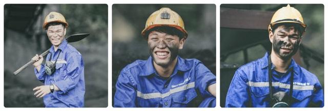 Ý tưởng chụp ảnh kỷ yếu độc đáo này là của các em học sinh lớp 12C3 trường THPT Hoàng Quốc Việt. Thay vì áo dài trắng, âu phục các em đã mạnh dạn lựa chọn bộ đồng phục công nhân mỏ than để lưu lại khoảnh khắc tuổi trẻ.